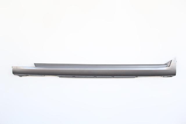 Infiniti G37 Sedan Rocker Panel Molding Left/Driver Side Grey OEM 08-13