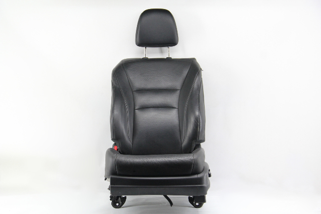 Honda Accord Coupe 3.5 V6 13 14 15 Driver/Left Side Seat Head Rest Black Leather