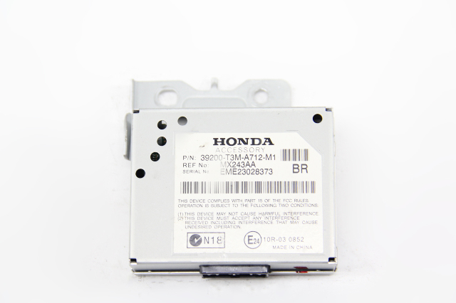 Honda Accord Coupe 4DR 13 14 15 Body Control Module Computer 39200-T3M-A712-M1