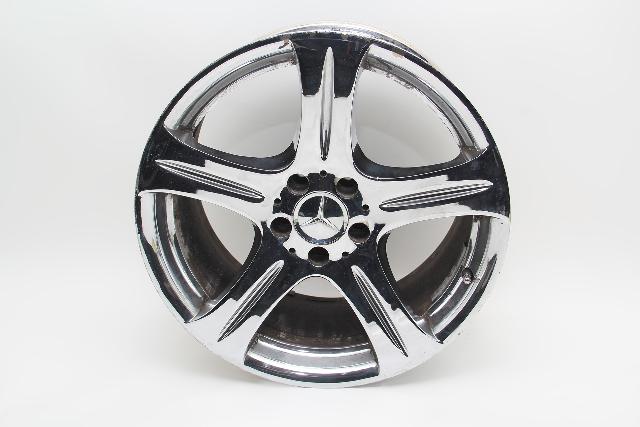 Mercedes CLS500 CLS550 AMG Wheel Rim Rear 2194010302 18x9.5 OEM 06 #3