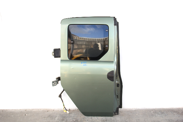 Honda Element Rear Door Assembly Right/Passenger Green 67510-SCV-A80 OEM 03-06
