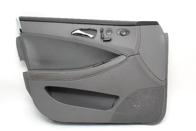 Mercedes Benz CLS500 Front Left/Driver Door Panel Grey OEM 06