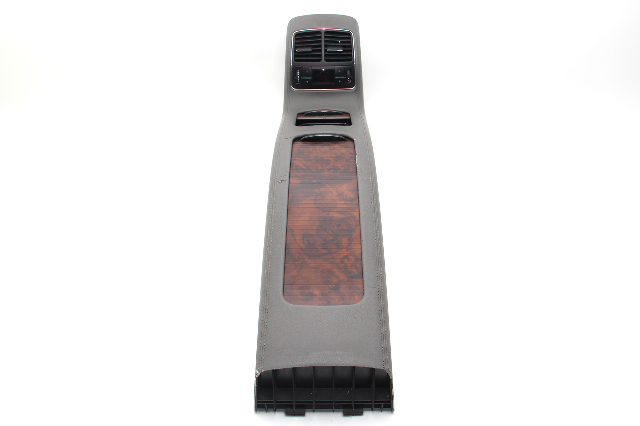 Mercedes Benz CLS500 Rear Grey Leather Center Console 2196800550 OEM 06