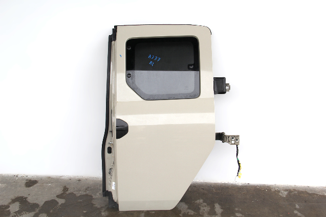 Honda Element Rear Door Assembly Left/Driver Cream 67550-SCV-A80 OEM 03-06