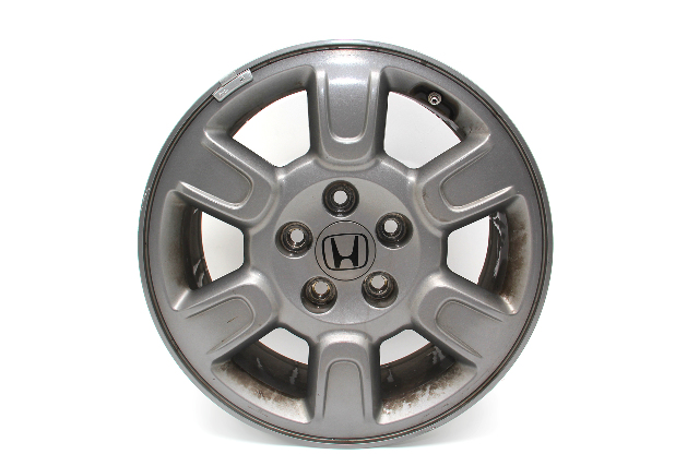 Honda Ridgeline Wheel Rim Alloy 17x7.5 6 Spoke Gun Metal/Gray OEM 06-08 #4