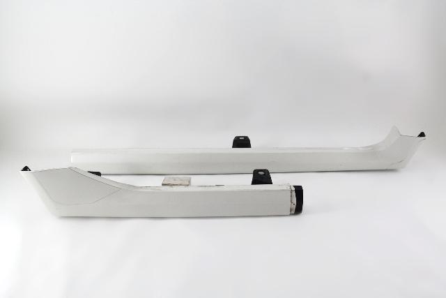 Acura TL Type-S 07-08 Right Rocker Panel Molding Right/Passenger. White OEM