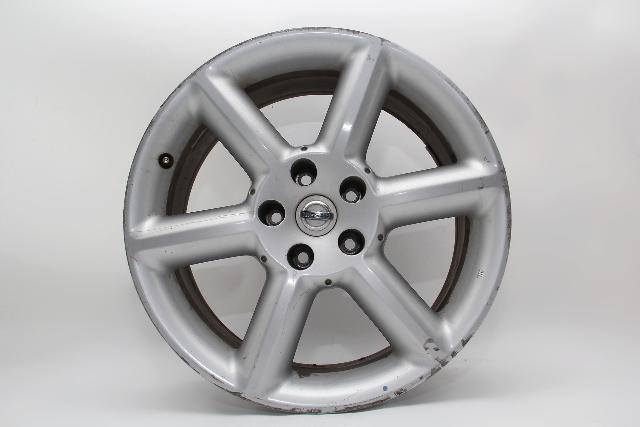 Nissan 350Z Front Alloy Disc Wheel 6 Spoke Rim 18X8 40300-CD129 OEM 03-05 #1