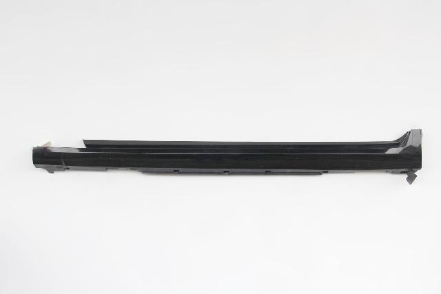 Infiniti G37 Sedan Rocker Panel Molding Left/Driver Side Black OEM 08-13