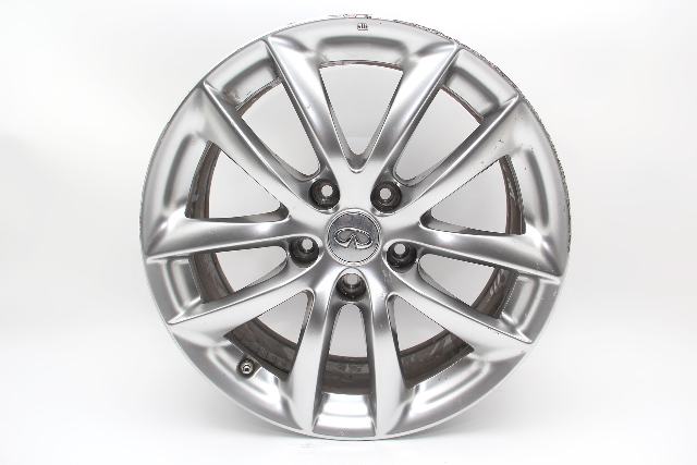 Infiniti G37 Sedan Wheel Rim 5 Double Spoke 17x7.5 OEM  D0300-JK010 2009 #7