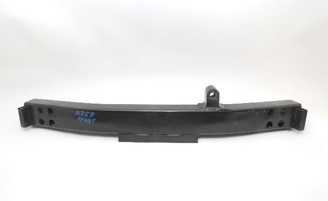 Infiniti G37 Sedan Front Bumper Reinforcement Bar Black 62030-JK61A OEM 09-13