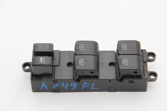 Infiniti QX56 2004-2010, Master Window Switch Assembly, 25401-ZE10A Factory OEM