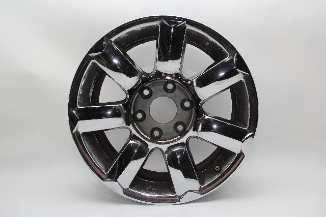 Infiniti QX56 18x8, Alloy Wheel Chrome, 7 Spoke 40300-7S511 #8, 04 05 06 07