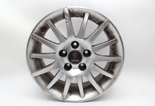 Saab 9-3 Alloy Disc Wheel Rim 16x6.5 14 Spoke 12770236 OEM 08-12 #7 2008, 2009, 2010, 2011, 2012