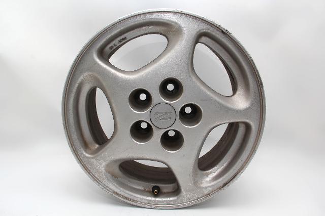 Nissan 300ZX Alloy Disc Wheel 5 Spoke Rim 16X7 40300-40P85 OEM 1990 #4