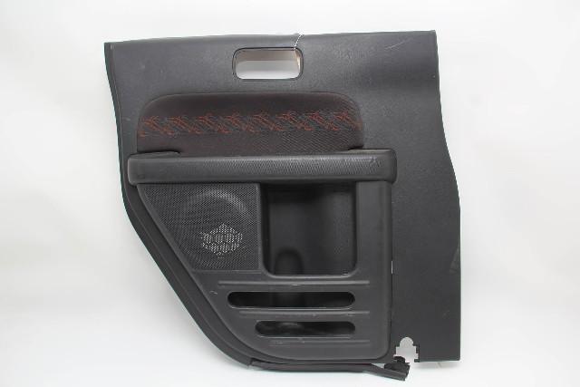 Honda Element SC Rear Door Panel Trim Left/Driver Black 83784-SCV-A91 OEM 07-08