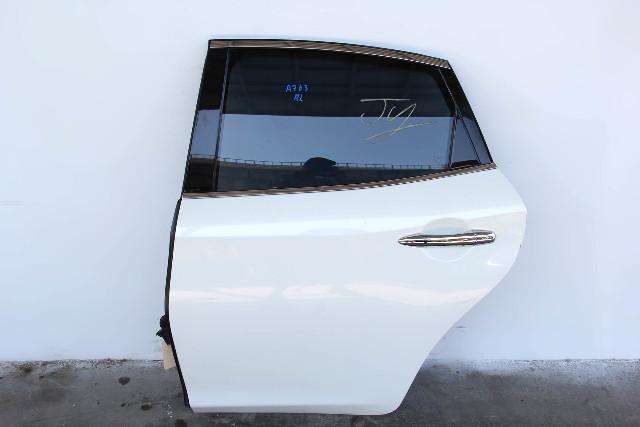 Infiniti M37 Sedan 11-13 Rear Door, Left Side Electric White H210A-1MAMA 2011