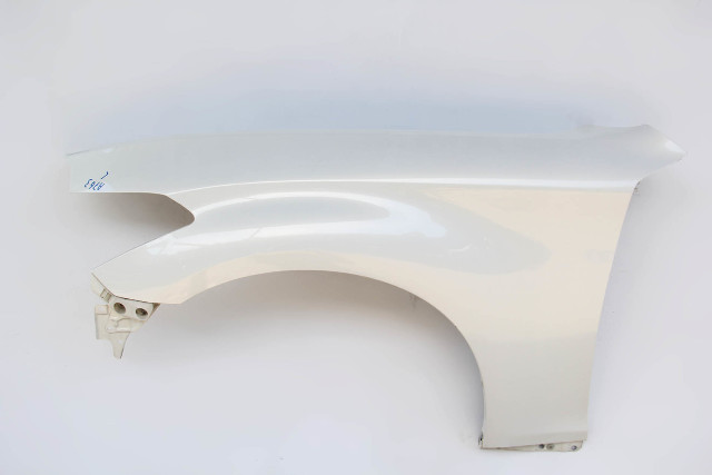 Infiniti M37 Sedan Fender Panel Front Left/Driver White OEM 11-13 2011 2012 2013