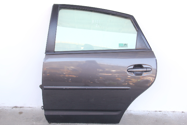 Toyota Prius Rear Door Assembly Left/Driver's Side Charcoal Gray OEM 04-09