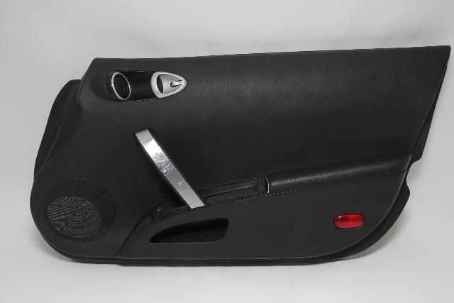 Nissan Coupe 350Z 03 04 05 Door Panel Lining, Passenger Side Black 80900-CD201