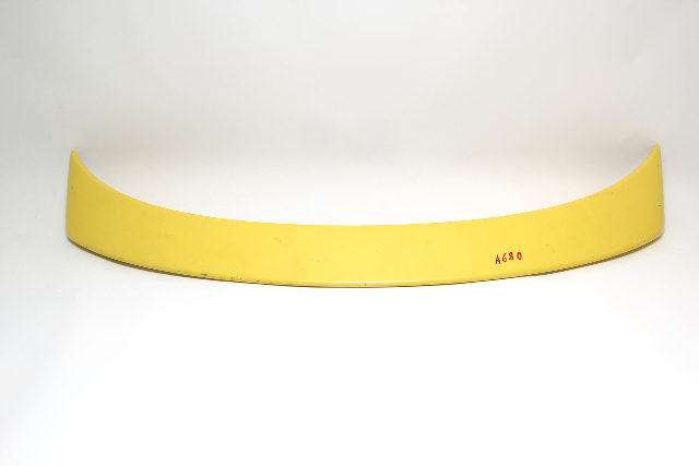 Mazda RX8 RX-8 Rear Trunk Spoiler Wing Yellow FE1551960B74 OEM 04-08