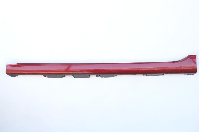 Toyota Camry Left/Driver Side Skirt Rocker Panel Molding Red 75852-06904 07-11