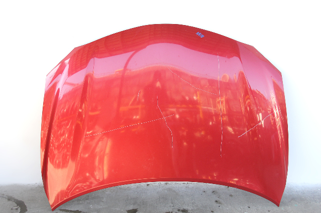 Toyota Camry Engine Hood Assembly Red 53301-06090 OEM 07 08 09 10 11 2007 2011