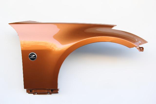 Nissan 350Z Fender Panel Right/Passenger Orange FCA00-CD0MA OEM 03-07