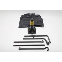 Toyota 4Runner 03-05 Jack Spare Tool Holder Bag Pouch w/Tools 09111-35180 A945 2003, 2004, 2005