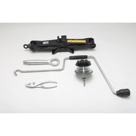 Lexus LS460 Trunk Spare Tool Jack  Assembly w/ Tools 09111-50080, 09113-50010 OEM A943 07-12 2007, 2008, 2009, 2010, 2011, 2012