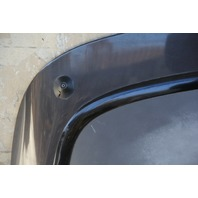 Saab 9-3 Convertible Top Trunk Cover Panel Tonneau Charcoal OEM 03 04 05 06 07