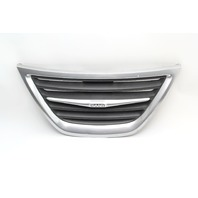 Saab 9-3 Convertible Front Bumper Center Grille Grill Chrome 12769758 OEM 08-11