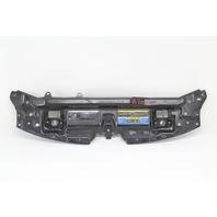 Saab 9-3 Sedan Radiator Support Upper Center Cover Black 12771116 OEM 08-11