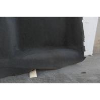 Saab 9-3 Sedan Interior Floor Carpet Set Front/Back Black 12780372 OEM 06-11