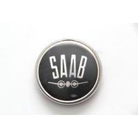 Saab 9-3 Sedan Trunk Lid Emblem Logo 12785871 OEM 03 04 05 06 07