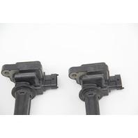 Saab 9-3 Ignition Ignitor Coil Plug Set of 4 Pieces 12 787 707 OEM 03 04 05 06 07 08 09 10 11, OEM