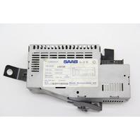 Saab 9-3 03-07 Premium Amplifier Amp Pioneer Under Driver Seat 12800531