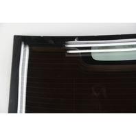 Saab 9-3 Sedan 08-11 Back Window Glass Windshield, Rear 12804492