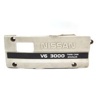 Nissan 300ZX Engine Motor Head Cover Trim Plastic 14027-30P00 OEM 1990-1996