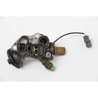 Acura RL Engine Spool Valve Oil Filter Holder Solenoid Housing OEM 05-08