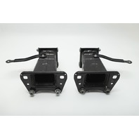 Mercedes GL450 Front Bumper Reinforcement Brackets Left/Right Set OEM 06-12 A941 2006, 2007, 2008, 2009, 2010, 2011, 2012