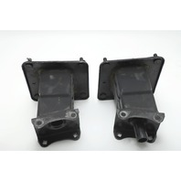 Mercedes GL450 Rear Bumper Reinforcement Brackets Left/Right Set OEM 06-12 A941 2006, 2007, 2008, 2009, 2010, 2011, 2012