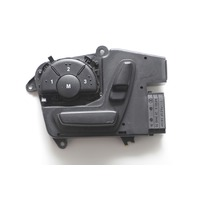 Mercedes R350 Front Power Seat Adjustable Switch Left 06-12 A942 2006, 2007, 2008, 2009, 2010, 2011, 2012