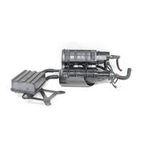 Honda Insight Emission System Vapor Fuel Canister 17011-TM8-L01 OEM 10-14