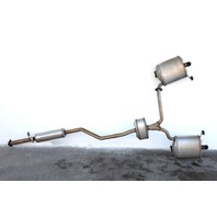 Acura TLX 15-17 Exhaust Muffler Pipe 2.4L 18307-TZ4-A01 OEM A929 2015, 2016, 2017