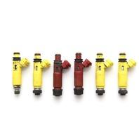 Mazda RX-8 RX8 Fuel Injectors Gas Sender Set OEM 2004 2005 2006 2007 2008