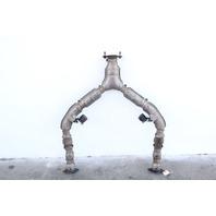 Infiniti M37 Front Exhaust Down Y Flex Pipe 20020-JK00B OEM 2011 2012 2013