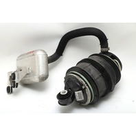 Mercedes CLS500 Rear Right Air Suspension Shock Absorber Bag w/Tank OEM 06-11 A915 2006, 2007, 2008, 2009, 2010, 2011