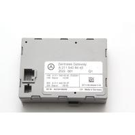 Mercedes-Benz CLS550 2008 Central Gateway Computer Unit Module 2115408445 OEM