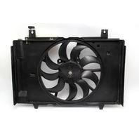 Nissan Cube Cooling Fan Motor w/ Shroud 21481-1FC0A OEM 09 10 11 2009 2010 2011