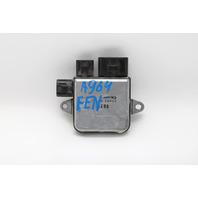 Nissan 370Z Radiator Cooling Fan Control Module 21493-4GA0A OEM 16-20 A964 2016, 2017, 2018, 2019, 2020